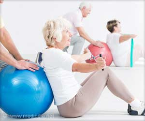 Older Adults More Likely to Stick to Exercise Programmes That Have Peers of the Same Age