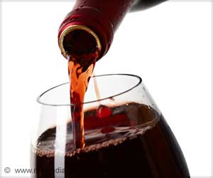 Red Wine Compound can Treat Depression, Anxiety