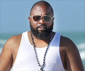 Rick Ross Sheds 85 Pounds the Healthy Way