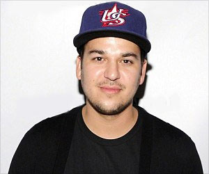 Rob Kardashian Diagnosed With Diabetes, Has Been Hospitalized in Los Angeles