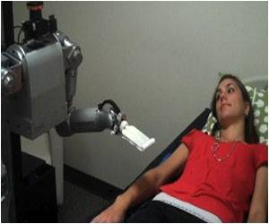New Findings from Mind-Controlled Robot Arm Project