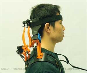 New Wearable Robotic Neck Brace can Enhance Quality of Life for ALS Patients