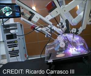 Robotic Surgery Can Benefit Patients with Early Kidney Cancer