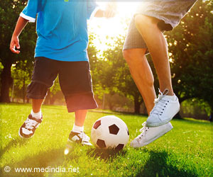 Physical Activity Protects Children From Depression