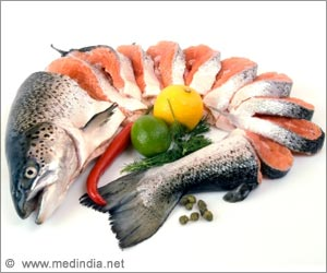Fatty Fish may Boost 'Good' Cholesterol Levels