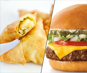 Why Is Samosa Healthier Than Burger?