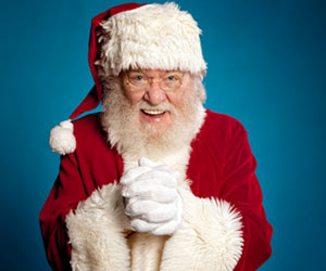 Food Poisoning Struck Santa Claus Promotes Importance of Food Safety in Scotland