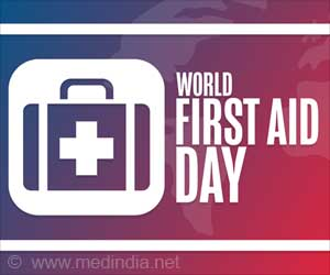 """World First Aid Day 2021 – """"First Aid and Road Safety"""""""