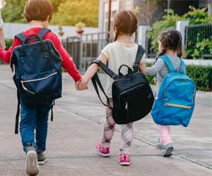 No Homework for Classes 1 and 2 to Reduce School Bag Weight: HRD Ministry
