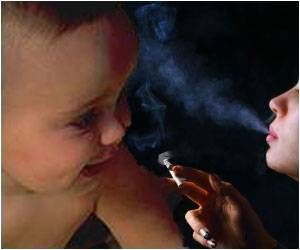 Highly Stressed Mothers Likelier to Expose Infants to Secondhand Smoke at Home