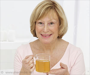 Habitual Tea Drinking Can Reduce Risk of Fracture