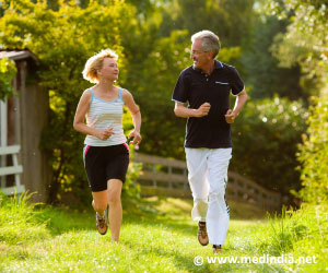 Moderate Physical Activity Reduces Cardiovascular Death Risk in Older Adults