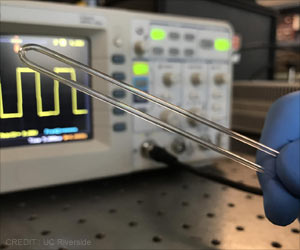 Innovative Glass Tube Sensor - Discovery and its Applications