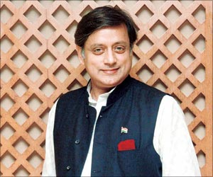 Shashi Tharoor Complains of Chest Pain