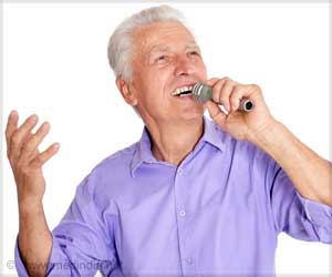 Singing Improves Motor Function in People with Parkinson's Disease