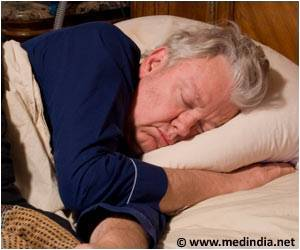 Sleep Quality in Older Adults may Improve With 'Mindfulness Meditation'