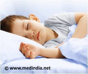 Infants Lack Melatonin When Exposed to Nighttime Light