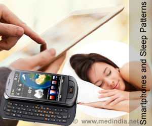 Smartphones and Tablets the Main Reason Behind Irregular Sleep Patterns