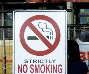 Success of Smoke-free Legislation Could Be Determined By Ashtray Availability