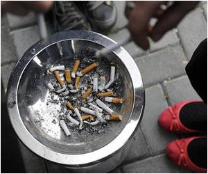 Ban Doesn't Stop Russia's Smokers From Puffing Away In Public Spaces