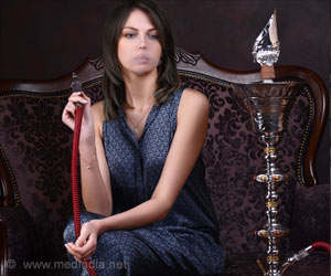 Waterpipe Smokers Have Greater Health Risk Than Regular Smokers
