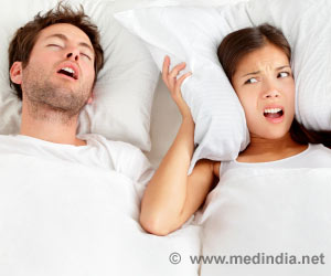 New Device may Help Treat Snoring