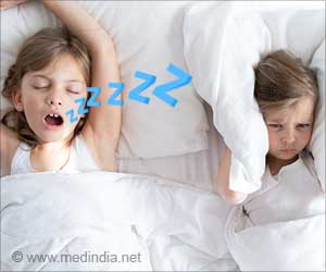 Snoring in Children Linked to Brain Changes