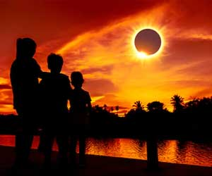 Viewing Solar Eclipse with Naked Eyes Caused Vision Loss in 15 Indians