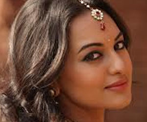Actress Sonakshi Sinha Urges Fans to Adopt Pets