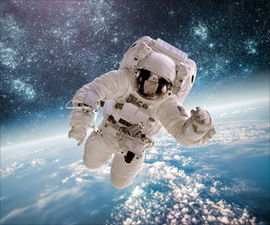 Astronauts' Weight can Cause Eye Changes During Spaceflight