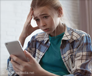 Social Media, TV Addiction May Up Depression Risk among Teens