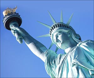 The Grand Reopening Of Statue of Liberty's Crown