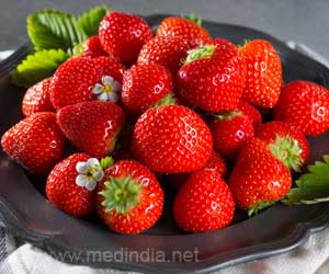 Strawberries can Cut Down Chronic Inflammation in the Colon