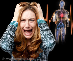 Perceived Stress Raises Risk of Coronary Heart Disease: Study