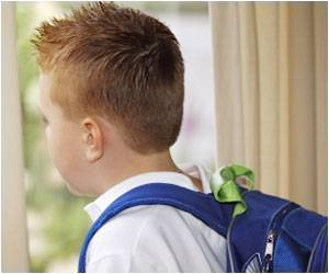 Bad Posture While Carrying Backpacks can Severely Damage the Spine in Children