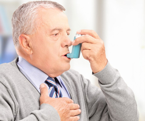What Makes Older Adults with Asthma Happy?