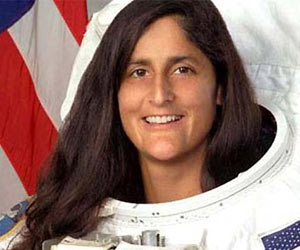 Sunita Williams Lauds Creativity of Indians