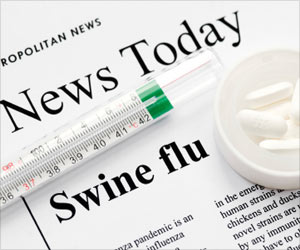 Swine Flu Death Toll Rises to 1,041 in India
