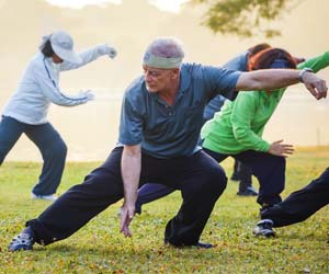 Tai Chi may Improve Breathing for People With Respiratory Disease
