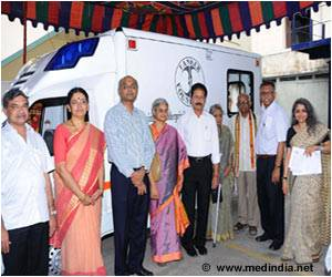Mobile Awareness and Screening for Kidney Disease Launched in Chennai
