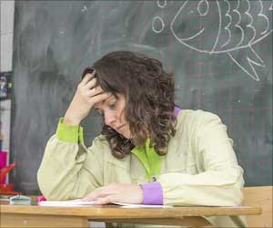 Workplace Stress: Almost 94 Percent Middle School Teachers are More Stressed Out