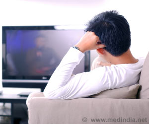 Watching TV for too Long Increases the Risk of Pulmonary Embolism