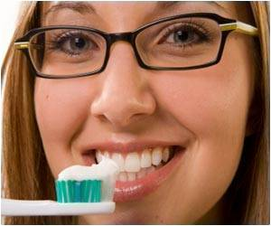 Antibacterial Agents Accumulating in Toothbrushes Unsafe