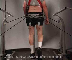 Pelvic Assist Robotic Device can help Parkinson's Patients Walk