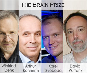 The Brain Prize 2015 Goes to Inventors and Developers of Revolutionary Microscopic Technique