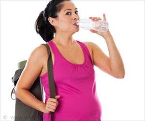 Exposure to Plastic Chemicals during Pregnancy Can Affect Ovarian Function
