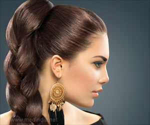 Play Up With Your Hair for a Chic Look In Parties