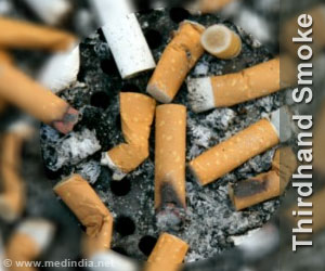 Harmful Nicotine Found On The Hands Of Children