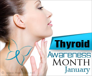 Thyroid Awareness Month: January
