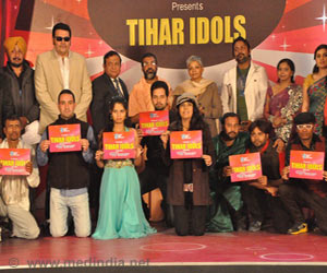 'Tihar Idols' - Jail Birds All Set to Rock!